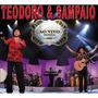 Cd Teodoro & Sampaio Aovivo Convida Musicpac 17 Musicas Novo