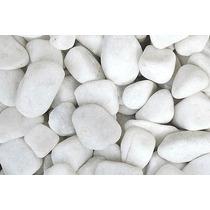 Pedras Brancas Para Jardim E Paisagismo 40kg