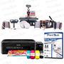 Máquina De Estampar 8x1 - Prensa Térmica 8 Em 1 + Impressora