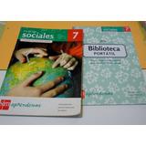 Librode Ciencias Sociales 7 Editorial Sm Aprend Con Fichero