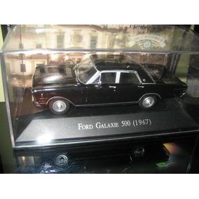 Carros Inesquecíveis Do Brasil Altaya Ford Galaxie 500 1967