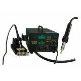 Estacion Calor Soldar Digital Yaxun 702 Electronico Celular