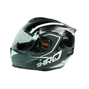 Casco Moto Shiro Sh-821 Motegi-xs S M L Xl Xxl-