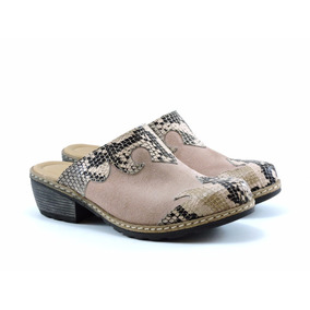Suecos Zapatos Texanas Cuero Vacuno Liquidacion Ult. Pares