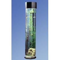 Medio Oeste Tropical Octagon Aquatower 55 Galones Acuario S
