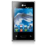 Capa Silicone Tpu Celular Lg E400 Optimus L3 + Frete Gratis