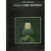 Terras E Povos Misteriosos - Livro Capa Dura Ilustrado