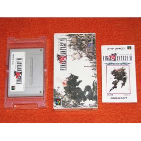 Final Fantasy 6 Em Português. Completo - Tipo Chrono Trigger