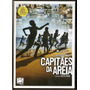 Dvd Capitães Da Areia - Um Filme De Cecília Amado - Novo***