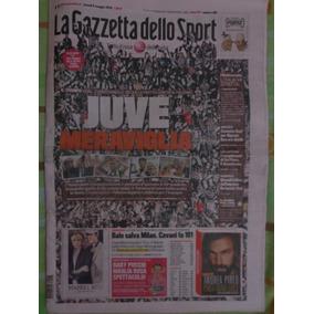 Jornal La Gazzetta Dello Sport - Juve Meraviglia 06/05/13