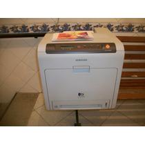 Impressora Laser Color Samsung Clp 610 Nd ( Defeito )