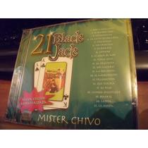 Cd Mister Chivo Black Jack, Envio Gratis