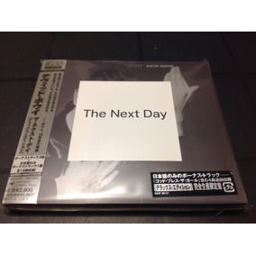 The Next Day David Bowie Deluxe Edition Blu-spec Cd2 Japan