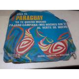 Disco Simple Vinilo Ahora 8009 Viva El Paraguay Mis Noches