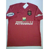 Rara Camisa Flamengo Oficial Nike Escudo Remo 2007 2008