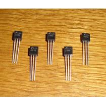 Transistor J310 P/ Transmissor Fm Pll Oscilador Mixer Pic