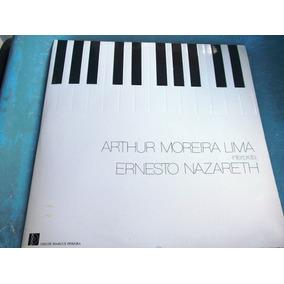 Lp Duplo Arthur Lima Interpreta Nazaré Marcus Pereira Encart