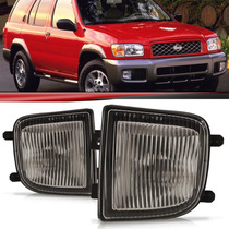 Farol Neblina Nissan Pathfinder 2002 2003 2004 Lente Vidro