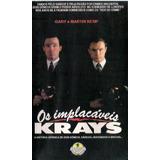 Vhs - Os Implacáveis Krays - Martin Kemp