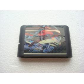 Mega Drive - Hang On - Clássico De Corrida De Moto !!!