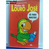 Livro Piadas E Pegadinhas Do Louro José E Ana Ma K7