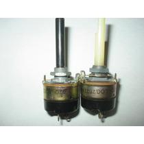 Potenciometro 470k Log C/ Ch Radio E Amplificador Valvulado