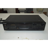Teo Deck Mini Disc Sony Jb 920 Grabador Reproductor Md 1998