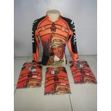 Camisa De Ciclismo Luiz Gonzaga - Asw