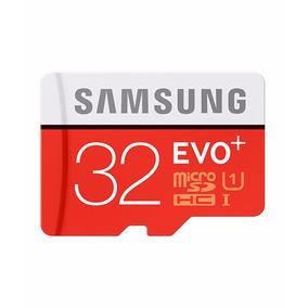 Cartao Memoria Micro Sd 32gb Samsung Class10 Full Hd 95mb/s