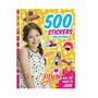 500 Stickers De Soy Luna Con Libro De Actividades