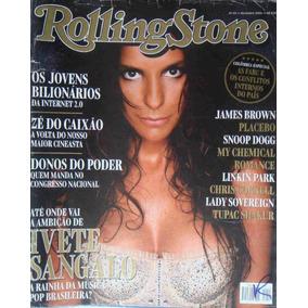 Rolling Stone No. 03 Dezembro 2006 Ivete Sangalo