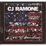 Cd + Dvd Cj Ramone American Beauty Limited Edition Novo 2017