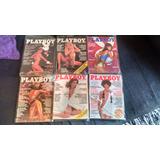 Coleção Revistas Playboy Antigas Anos 70,80,90 E 2000