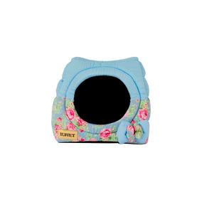 Cama Luppet E Toca Iglu Pet Super Luxo Cachorro Ou Gato G