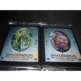 Shadowrun - Trading Card Game - 15 Cards - Booster