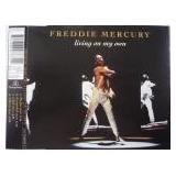 Freddie Mercury - Living On My Own ....cd Single