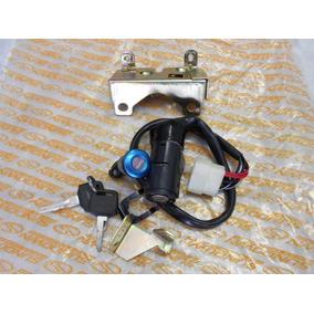 Conjunto De Chave E Igniçao Sundown Web 100 Novo Original