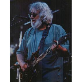 Jerry Garcia _ Matéria Sobre O Músico Do Grateful Dead