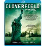 Blu-ray Cloverfield - O Monstro - Lacrado