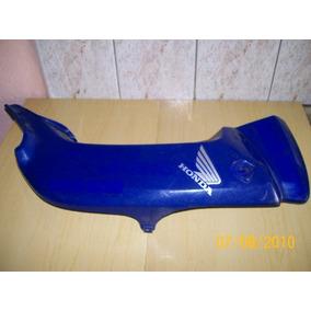 Carenagem Honda Pop 100 Lado Direito Azul