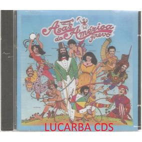 Cd - Asas Da America - Vol 4 - Elba Ramalho - Alceu - Ect