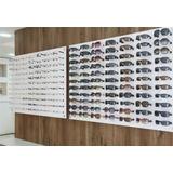 Expositor De Óculos - Painel Em Acrílico Para Ótica