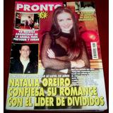 Natalia Oreiro Revista Pronto Año 2001 - Imperdible!