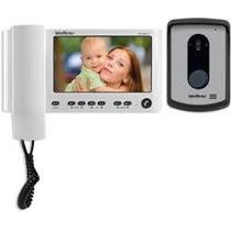 Video Porteiro Intelbras Colorido Tela Lcd Camera Interfone