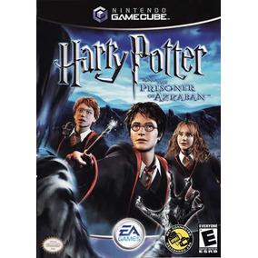 Game Cube Harry Potter Prisioneiro De Azkaban- Orig - Usado