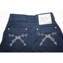Calça Jeans Adolescente Teen Bivik Tamanho 36