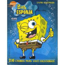 Álbum Bob Esponja 2007 - Completo - Para Colar