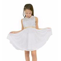 Vestido De Nena, Fiesta Cortejo Comunion, Brishka N-0090