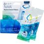 Kor Nava Filtros De Agua De Repuesto Botella, Paquete De 2