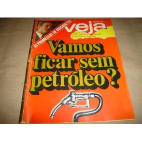 Revistas Vejas - Anos 80 - Lote Com 5 Revistas - Bom Estado